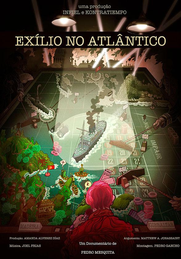 exílio no atlântico